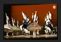 西班牙民俗舞蹈:La jota Aragonesa 亞拉貢豁達舞