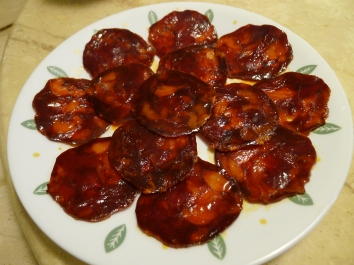 西班牙香腸