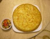 Tortilla de patata(馬鈴薯蛋餅)