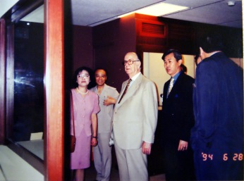 參訪中研院民族學博物館