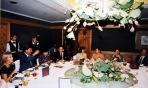 黃大洲市長晚宴,右一:臺大陳維昭校長