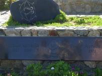 聶魯達位於智利天堂谷的墓園