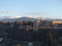 雪山下的阿罕布拉皇宮