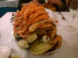 Ribeira do Miño 海餐餐廳 (兩人份綜合海鮮)