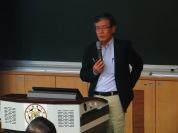 白亦方教授:《學校敢勇於建立新的社會秩序嗎》講座
