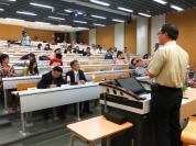 《政治聯盟理論》講座