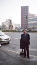 改革大道轉角,哥倫布圓環; 尤薩下榻的五星飯店