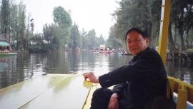 Xochimilco 運河-湖濱搭船