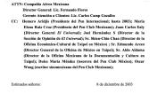 我寫了6 頁的「抗議信」,寄到墨西哥航空公司及相關單位