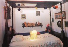 芙麗達‧卡蘿舊居-紀念館