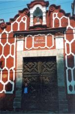 帕斯基金會:Casa de Alvarado