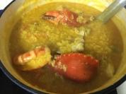 水水海鮮湯飯