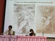 《妓女的藝術》&哥雅的《謬思》版畫