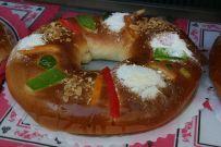 主顯節吃的大甜甜圈