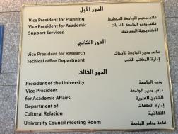 科威特大學行政大樓