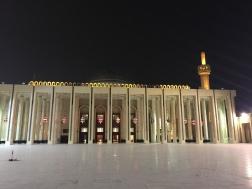 大清真寺夜景