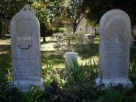 羅馬新教徒墓園:濟慈墓
