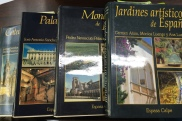 Espasa-Calpe 出版西班牙文化古蹟套書