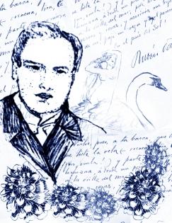 達里歐 & 天鵝詩篇