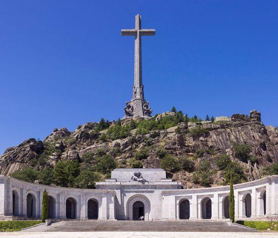 大十字架烈士谷