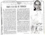 塞拉 1994 年訪台後,在專欄「El color de la mañana」寫訪台心得