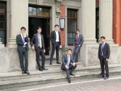 國際生、校內生青年才俊團