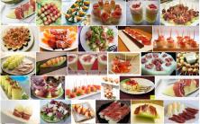 火腿搭配的各種食法