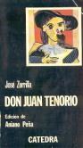 索里亞 (José Zorrilla)浪漫主義代表作《唐璜》