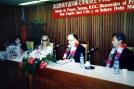 1989諾貝爾文學獎得主塞拉夫婦訪台記者會
