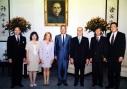 兩人合力完成,邀請1989諾貝爾文學獎得主塞拉夫婦訪台