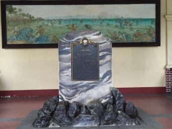 原住民與麥哲倫航隊衝突對抗記