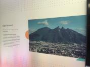 蒙特雷(Monterrey) 的 M 山形