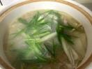 元旦再戰,3.5小時,一鍋奶白+蒜綠