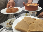 伊斯坦堡牛肉丸餐廳飯後甜品