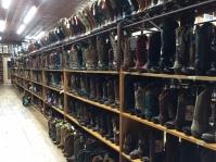 見識帥氣英姿的牛仔靴,滿屋牛味