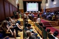 2017 年 7 月 8 日 USC 國際生暑期班開幕演講