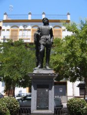 Sevilla 之唐璜雕像