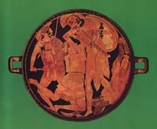 阿基里斯敗彭特希麗雅女王