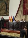 皇家學院院長 Darío Villanueva 致詞