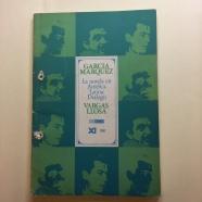馬奎斯 & 尤薩 對話錄《拉丁美洲的小說》