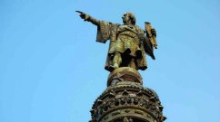 哥倫布的手指