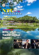 NTU Highlights, No. 63, Dec. 2017