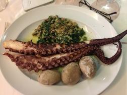 葡式餐廳 Dom Feijão 章魚料理