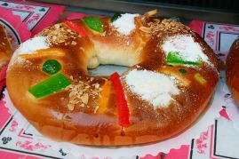 三王甜甜圈