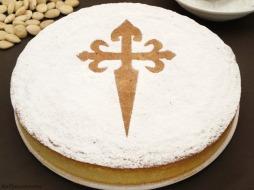 聖地牙哥(聖雅各)蛋糕