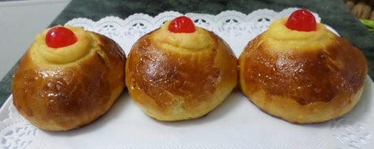 聖女阿格達乳房蛋糕