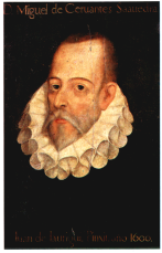 塞萬提斯 (Miguel de Cervantes, 1547-1616)