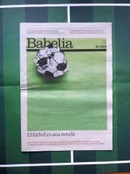 《國家報》Babelia 周報