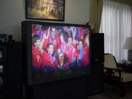2010 世足冠軍賽西班牙奪魁