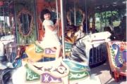 1989.8.18 一同出遊的曉帆。